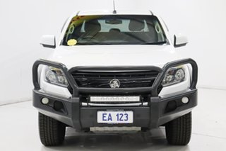 2020 Holden Colorado RG MY20 LS (4x4) White 6 Speed Automatic Crew Cab Pickup.