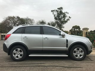 2011 Holden Captiva CG Series II 5 Silver 6 Speed Sports Automatic Wagon