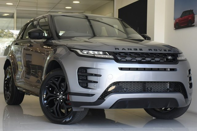 New Land Rover Range Rover Evoque Brookvale, Range Rover Evoque 21MY P200 R-Dynamic S AWD Auto
