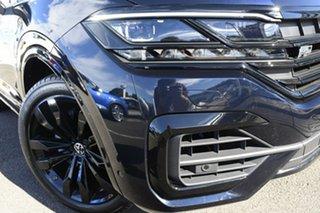 2021 Volkswagen Touareg CR MY21 210TDI Tiptronic 4MOTION Wolfsburg Edition Moonlight Blue 8 Speed.