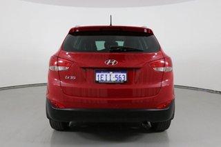 2013 Hyundai ix35 LM MY13 SE (FWD) Red 6 Speed Automatic Wagon