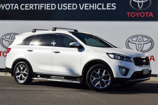 Pre-Owned Kia Sorento XM MY14 Platinum (4x4) Warwick, 2015 Kia Sorento XM MY14 Platinum (4x4) 6 Speed Automatic Wagon
