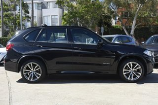 2016 BMW X5 F15 MY15 xDrive30d Black 8 Speed Automatic Wagon