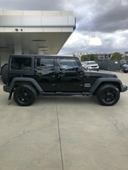 2013 Jeep Wrangler JK MY2013 Unlimited Sport Black 5 Speed Automatic Softtop