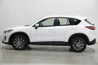 2015 Mazda CX-5 KE1032 Maxx SKYACTIV-Drive AWD Sport White 6 Speed Sports Automatic Wagon.