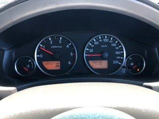 2006 Nissan Pathfinder R51 ST White 6 Speed Manual Wagon