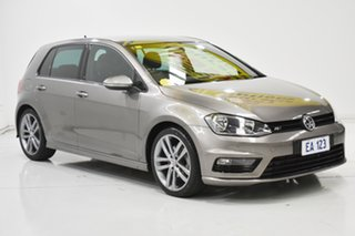 2015 Volkswagen Golf VII MY16 110TDI DSG Highline Grey 6 Speed Sports Automatic Dual Clutch