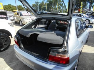 1995 Toyota Corolla AE102X CSX Seca Silver 5 Speed Manual Liftback