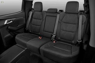 2020 Isuzu D-MAX RG MY21 LS-U Crew Cab Black 6 Speed Sports Automatic Utility.