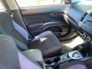 2008 Mitsubishi Outlander ZG MY09 Platinum Edition Grey 6 Speed Constant Variable Wagon