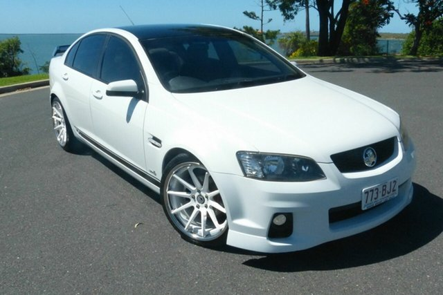 Used Holden Commodore VE II MY12.5 Omega Gladstone, 2013 Holden Commodore VE II MY12.5 Omega White 6 Speed Sports Automatic Sedan