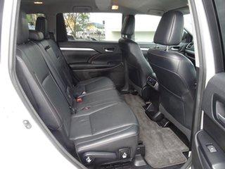 2018 Toyota Kluger GSU55R GXL AWD Crystal Pearl 8 Speed Automatic Wagon