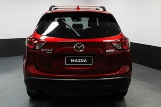 2015 Mazda CX-5 KE1032 Maxx SKYACTIV-Drive AWD Sport Red 6 Speed Sports Automatic Wagon
