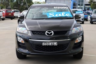 2011 Mazda CX-7 ER10L2 Classic Activematic Black 5 Speed Sports Automatic Wagon