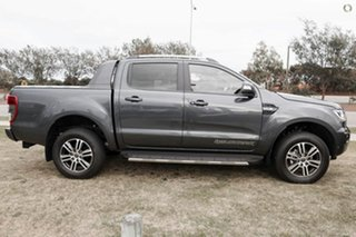 2020 Ford Ranger PX MkIII 2020.75MY Wildtrak Grey 6 Speed Sports Automatic Double Cab Pick Up