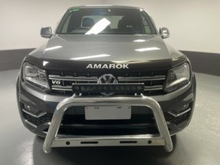 2019 Volkswagen Amarok 2H MY19 TDI580 4MOTION Perm Ultimate Indium Grey 8 Speed Automatic Utility