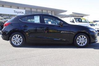 2018 Mazda 3 BN5478 Maxx SKYACTIV-Drive Sport Jet Black 6 Speed Sports Automatic Hatchback.