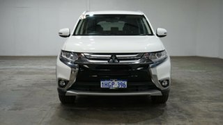 2017 Mitsubishi Outlander ZL MY18.5 LS AWD Wicked White 6 Speed Sports Automatic Wagon