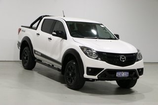 2019 Mazda BT-50 Boss (4x4) White 6 Speed Automatic Dual Cab Utility