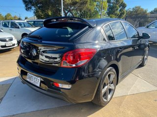2016 Holden Cruze JH Series II MY16 SRI Z-Series Black 6 Speed Manual Hatchback