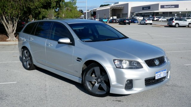 Used Holden Commodore VE II MY12.5 SV6 Sportwagon Z Series Maddington, 2012 Holden Commodore VE II MY12.5 SV6 Sportwagon Z Series Silver 6 Speed Sports Automatic Wagon