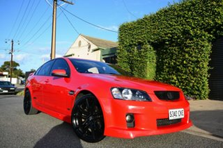2010 Holden Commodore VE MY10 SS Red 6 Speed Automatic Sedan.