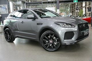 2020 Jaguar E-PACE X540 20MY Standard Chequered Flag Grey 9 Speed Sports Automatic Wagon.