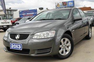 2013 Holden Commodore VE II MY12.5 Omega Grey 6 Speed Sports Automatic Sedan.