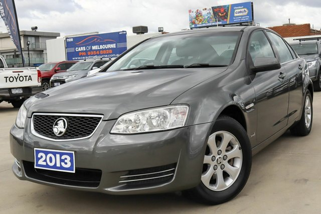 Used Holden Commodore VE II MY12.5 Omega Coburg North, 2013 Holden Commodore VE II MY12.5 Omega Grey 6 Speed Sports Automatic Sedan