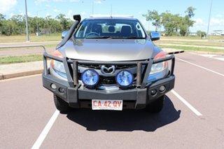 2012 Mazda BT-50 UP0YF1 XTR 6 Speed Automatic Dual Cab Utility