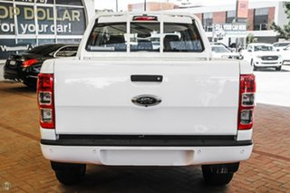2021 Ford Ranger PX MkIII 2021.25MY XL White 6 Speed Sports Automatic Double Cab Pick Up.