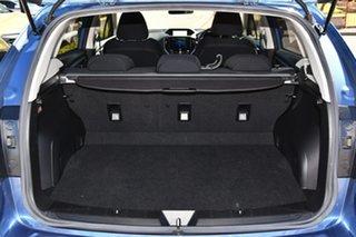 2017 Subaru Impreza G5 MY17 2.0i-L CVT AWD Quartz Blue 7 Speed Constant Variable Hatchback