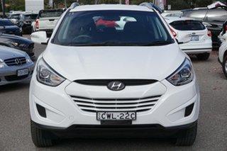 2014 Hyundai ix35 LM3 MY14 Active White 6 Speed Manual Wagon.