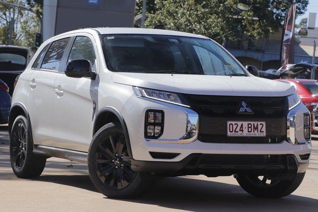 Demo Mitsubishi ASX XD MY21 MR 2WD Toowoomba, 2020 Mitsubishi ASX XD MY21 MR 2WD Starlight 1 Speed Constant Variable Wagon