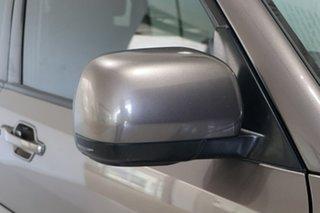 2013 Mitsubishi Pajero NW MY14 GLX-R Brown 5 Speed Sports Automatic Wagon