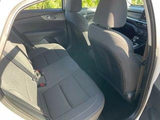 2019 Kia Cerato BD MY20 S White/010220 6 Speed Sports Automatic Sedan