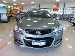2015 Holden Commodore VF MY15 SV6 Storm Grey 6 Speed Sports Automatic Sedan