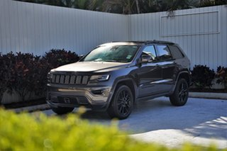 2021 Jeep Grand Cherokee WK MY21 Night Eagle Granite Crystal Metallic Clearcoat 8 Speed