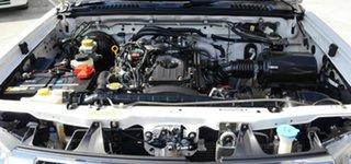 2004 Nissan Navara D22 S2 ST-R White 5 Speed Manual Utility