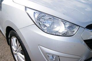 2012 Hyundai ix35 LM MY13 Highlander (AWD) Silver 6 Speed Automatic Wagon.