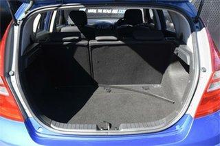 2008 Hyundai i30 FD MY09 SX Blue 5 Speed Manual Hatchback