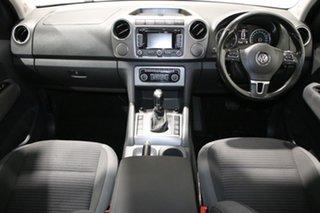 2014 Volkswagen Amarok 2H MY13 TDI420 Highline (4x4) Blue 8 Speed Automatic Dual Cab Utility