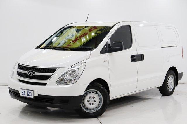 Used Hyundai iLOAD TQ2-V MY15 Brooklyn, 2015 Hyundai iLOAD TQ2-V MY15 White 5 Speed Automatic Van
