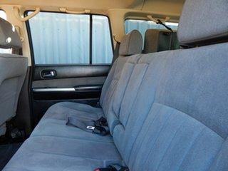 2008 Nissan Patrol GU 6 MY08 ST Gold 5 Speed Manual Wagon