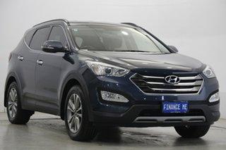 2015 Hyundai Santa Fe DM2 MY15 Elite Grey 6 Speed Sports Automatic Wagon.