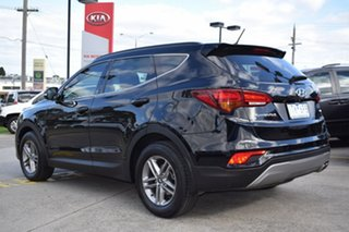 2017 Hyundai Santa Fe DM4 MY18 Active Black 6 Speed Sports Automatic Wagon