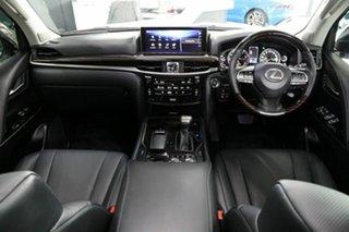 2017 Lexus LX URJ201R LX570 White 8 Speed Sports Automatic Wagon