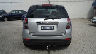 2011 Holden Captiva CG Series II 7 SX Silver 6 Speed Sports Automatic Wagon
