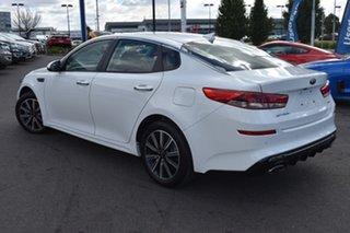 2019 Kia Optima JF MY20 SI White 6 Speed Sports Automatic Sedan.