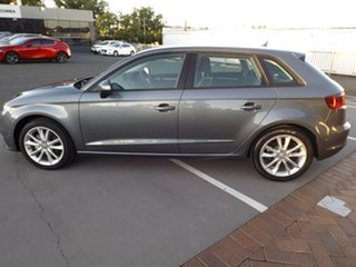 2015 Audi A3 8V MY15 Attraction Sportback S Tronic 7 Speed Sports Automatic Dual Clutch Hatchback